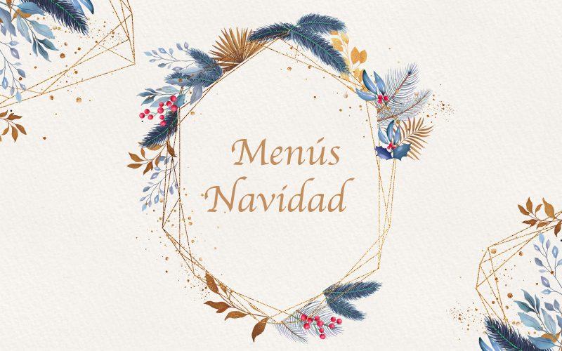 menus navidad turquesa catering
